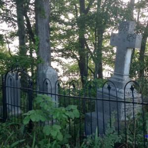 graveyard on Nimrod Lane