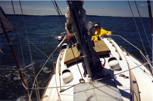 Duet under sail
