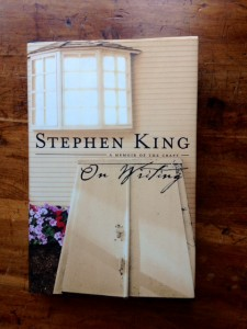 book cover of On Writing by Stephen King