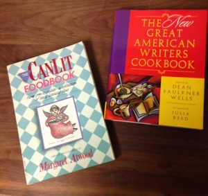 books and food connection from Margaret Atwood and Deal Wells