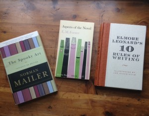 classic and modern books on writing