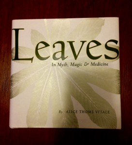 Leaves in Myth, Magic, and Medicine book cover