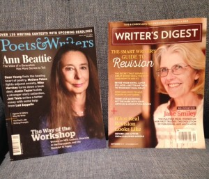 Poets & Writers and Writer's Digest