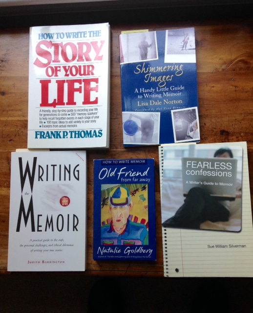 Old friend from far away how to write memoir