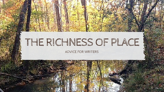 Richness of Place: Advice for Writers