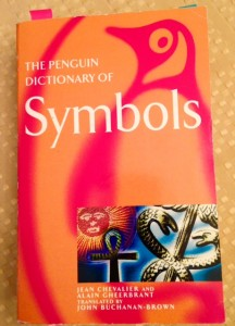 The Penguin Dictionary of Symbols book cover