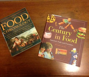 The Century in Food and The Food Chronology