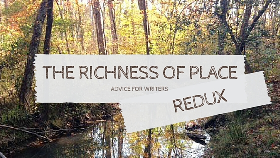 Richness of Place Redux