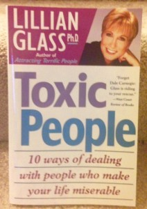 Toxic People by Lillian Glass