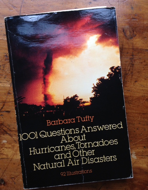 1001 Questions Answered About Hurricanes by Barbara Tuffy