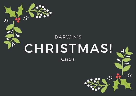 christmas carols - Darwinian Christmas