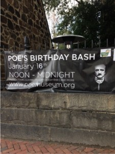 Poe's Birthday Bash at the Poe Museum