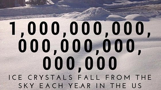 1 septillion ice crystals fall from the sky