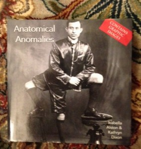 body image: Anatomical Anomalies book