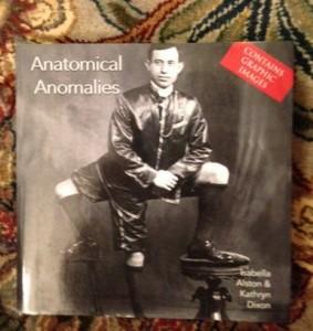 body image: Anatomical Anomalies book