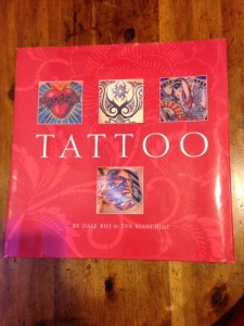 body image: Tattoo book