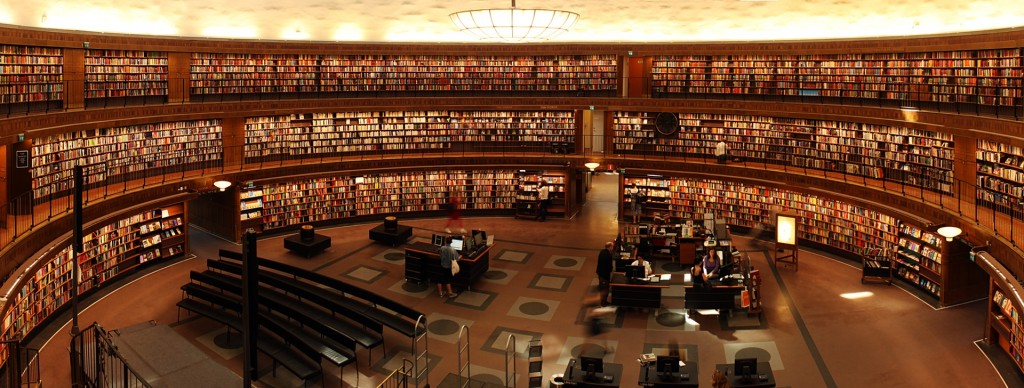 research: library