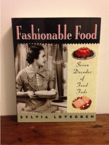 Research book: Fashionable Food