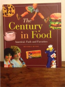 research book: The Century in Food