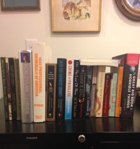 unread books, to-be-read shelf, bookworm delights, Top Ten Tuesday