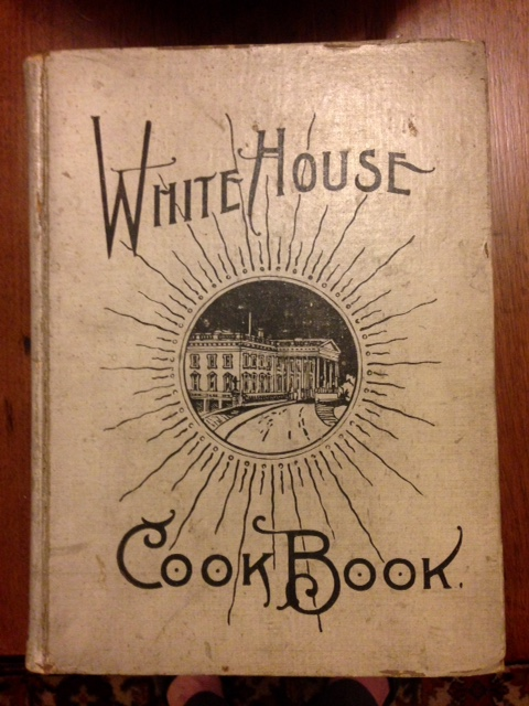 White House Cookbook, bookworm delights, top ten Tuesday