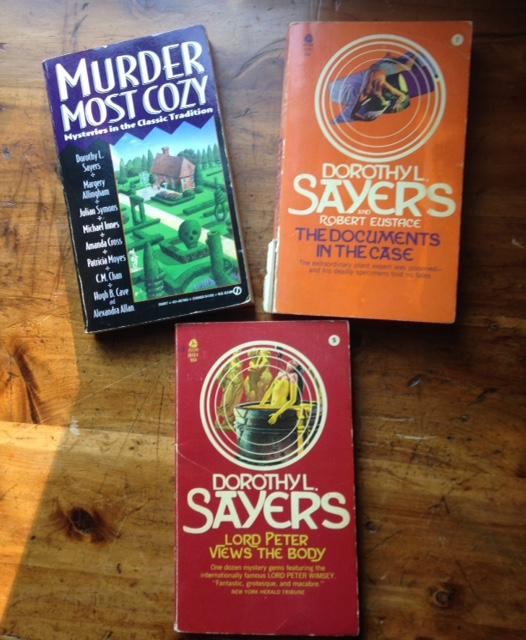 Dorothy L. Sayers novels