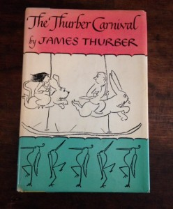 James Thurber, funny writing, humor writing