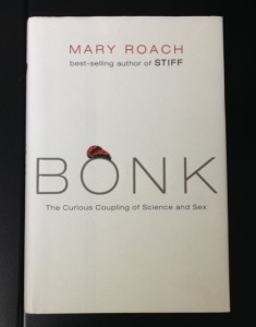 Bonk, Mary Roach, writing funny, humor writing