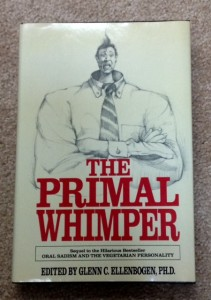 The Primal Whimper, Glenn C. Ellenbogen, Editor, writing funny, humor writing