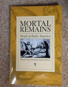 Mortal Remains, book, whim