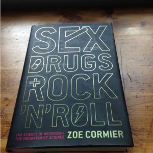 Sex, Drugs, Rock 'n' Roll, books I bought on a whim