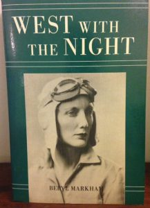 West With The Night, Beryl Markham, book, Top Ten Tuesday pick