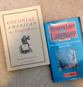 dictionary-colonial-american-english