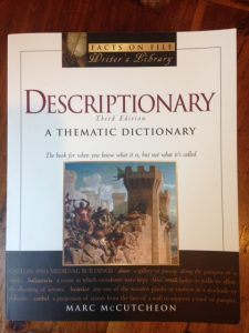 dictionary-descriptionary