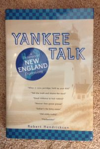 dictionary-new-england-yankee-talk
