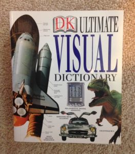 dictionary-visual