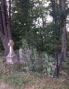 Graveyard Nimrod hall