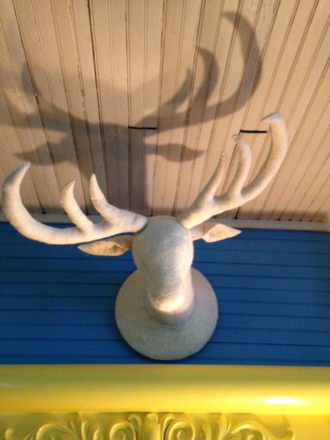 deer head nimrod hall