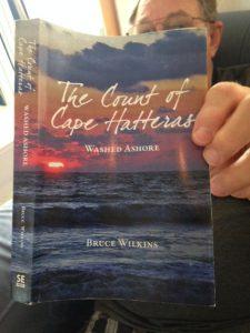 The Count of Cape Hatteras Washed Ashore Bruce Wilkins