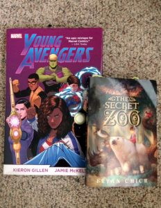 Young Avengers The Secret Zoo