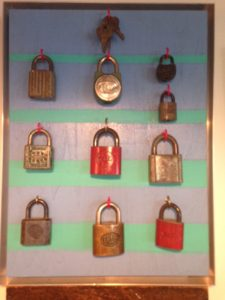 locks and keys writing prompt