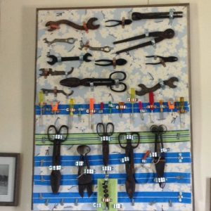 wall of tools writing prompt