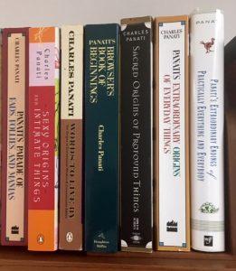 charles panati books
