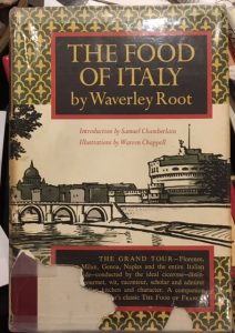 food italy waverley root