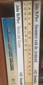 john mcphee books