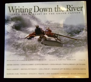 writing down the river