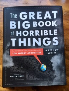 great big book horrible things