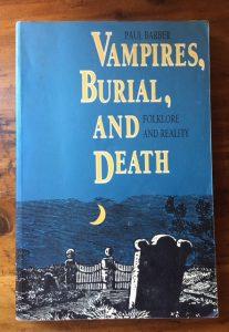 vampires burial death