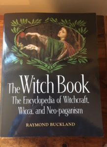 witch book raymond buckland