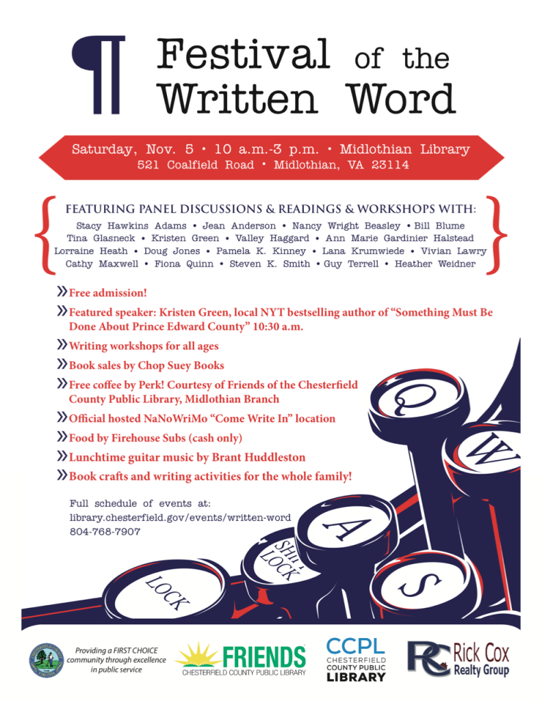 festival of the written word 2016